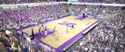 Welsh Ryan Arena at Northwestern University